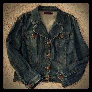 Women's jean jacket